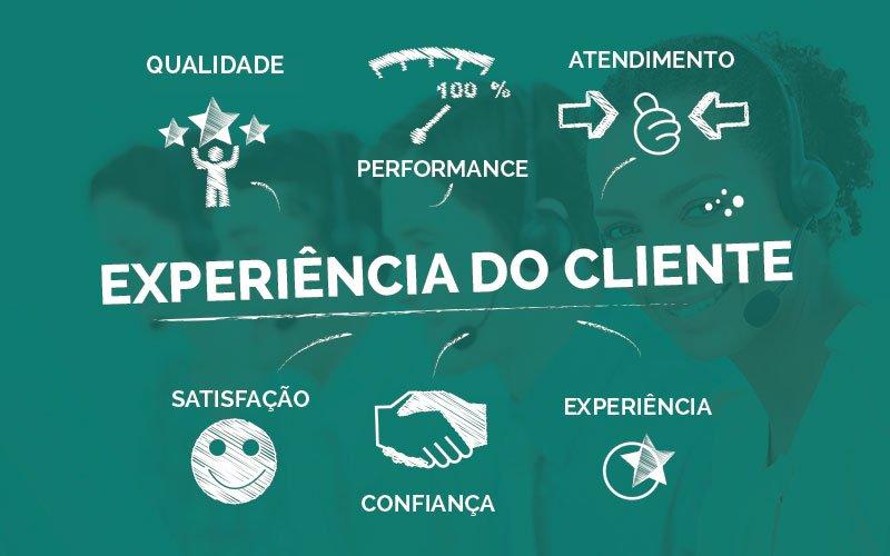 Como um call center pode impactar positivamente a experiência do seu cliente