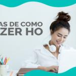 5 Dicas de como fazer Home Office